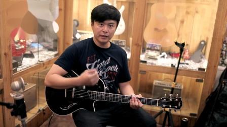【老夏评测】Taylor 泰勒吉他 T5Z pro 安能辨我是电木?