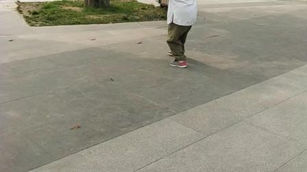 杨氏太极拳习练