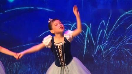 玛丽·柏莎芭蕾学员演出 《匈牙利圆舞曲》
