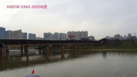 【上局杭段视频集 9】浏阳河河堤首度拍车