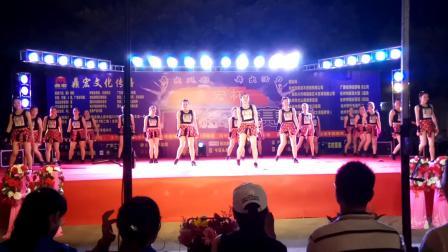 吴川市塘缀阳光舞蹈队出队化州鼎宏杯大赛(冠军)第一名二0一九年春