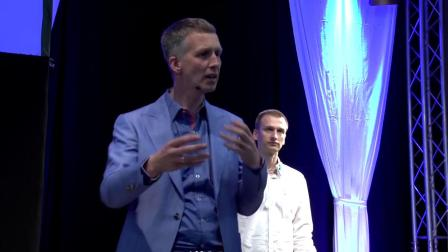 Marcus Schmieke about TIMEWAVER & HEALY