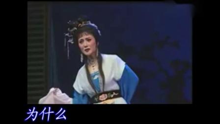 越剧伴奏【紫玉钗】阑槛无芳琴曲终-(原唱:单仰萍)