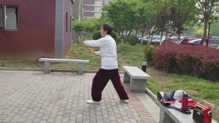 黄老师书法太极拳20190429_090621