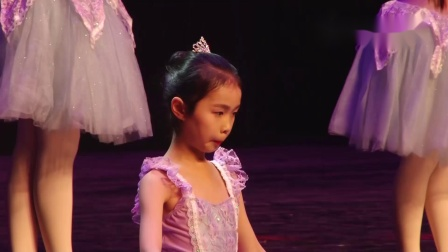 玛丽·柏莎芭蕾学员演出《蝴蝶仙子》