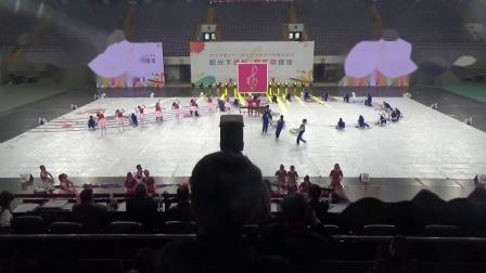 北京市第二十一届学生艺术节行进管乐展演~丰台区人民村小学~《爱上马林巴》