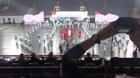 北京市第二十一届学生艺术节行进管乐展演~府学小学~《宝莲灯》