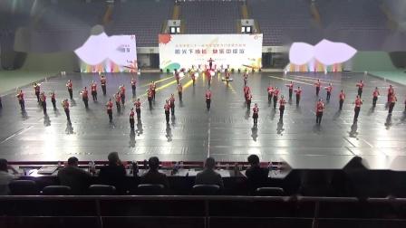 北京市第二十一届学生艺术节行进管乐展演~北京小学通州分校~《波斯之梦》
