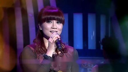 朱桦《月亮代表我的心》现场演唱(2012年)
