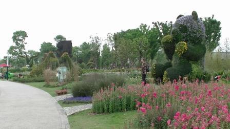 安仁花卉园
