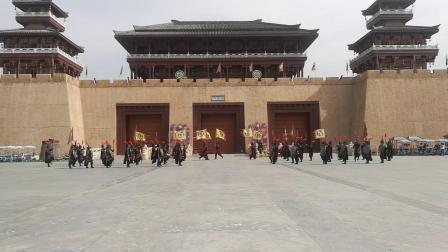 中国汉城开城迎宾