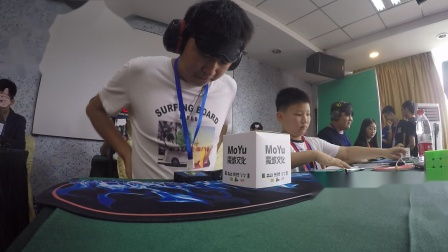 三阶魔方盲拧官方单次26秒79!中国第12!