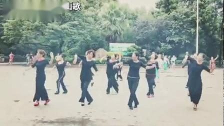 毛老师的舞蹈~再唱山歌给党听