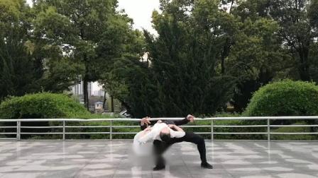 咸宁郑老师舞蹈作品6慢四造型《三月桃花雨》