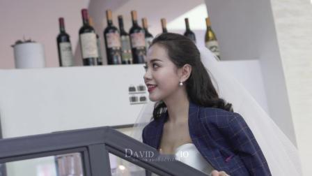 DAVID STUDIO 婚礼作品 ZHAN&JIANG 2019.3.4