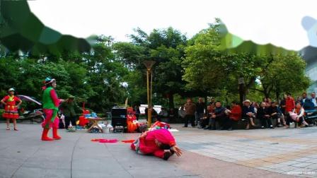 合川体育馆文艺队  舞蹈 我的中国心