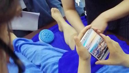 辣妈瘦腿部