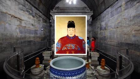【北京风光04】明定陵(明代第十三帝神宗显皇帝朱翊钧陵墓)