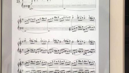 【钢琴助学堂】克练二十三5-8左