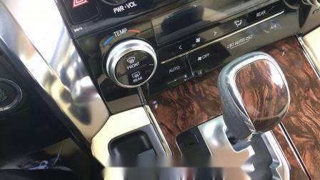 保姆神车-丰田埃尔法试驾测评,19款丰田埃尔法
