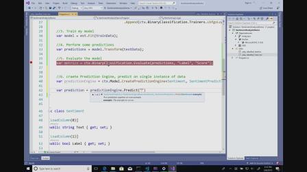 微软 Build 2019 | Welcome to the world of MachineLearning with ML.NET 1.0