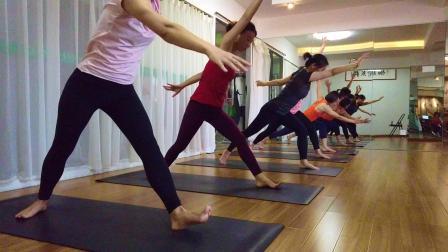 2019漳州万达母亲节晚会瑜伽主场瑜伽节目排练提前看