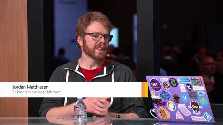 微软 Build 2019   Powering .NET development on the Mac with Visual Studio 2019