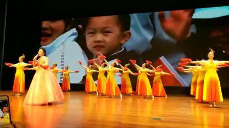 邯郸锦绣江南舞蹈队  歌伴舞《祖国之恋》