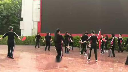 舞蹈队活动习舞