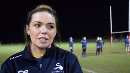 Sport at Lincoln Women's Rugby University of Linco (2)