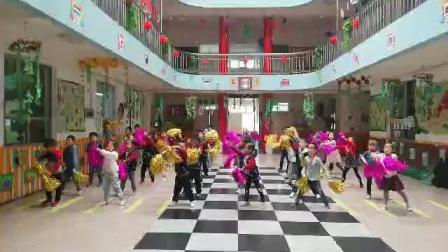 幼儿集体舞《狂浪》