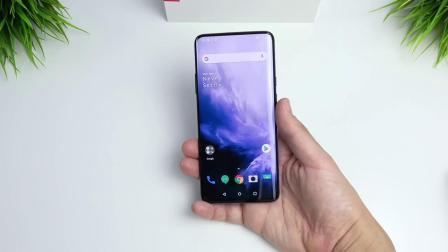 一加7Pro手机开箱,值得傲娇的国产手机