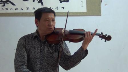 小提琴《一帘幽梦》