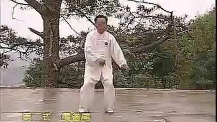 赵幼斌 杨氏精简37式太极拳_全套演练_标清_1_土豆视频