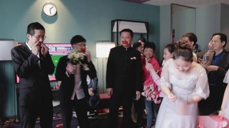 19.5.18 窦俭&张维芳同庆楼(红星店)婚礼快剪