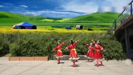 蒙古舞《两座山》