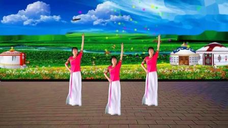 舞蹈--拉萨夜雨