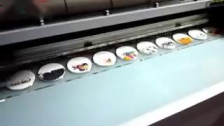 KAMP陶瓷吸水杯墊印製影片