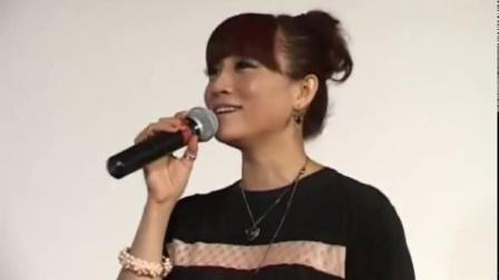 朱桦《与你相随》现场演唱片段(2010年)