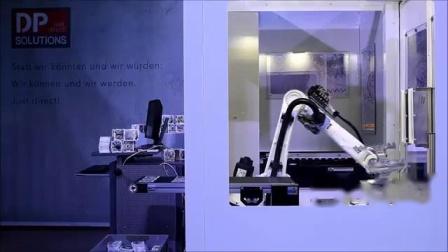 Vollautomatisierter digitaler Direktdruck mit einem Mimaki UJF-7151 plus