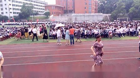 永修一中2019届高三毕业典礼暨行成人礼(一)