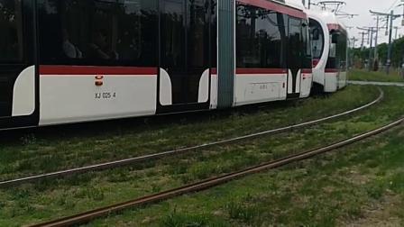 北京西郊线(巴沟--香山)