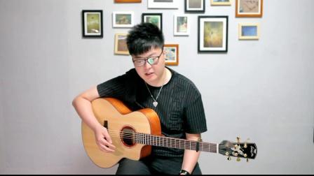 【吉他食堂】吉他指弹教学 | 《time travel》第三部分教学讲解