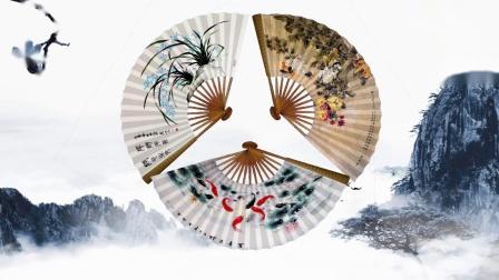 飞舞吧  中国折扇