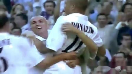 罗纳尔多在皇马15个进球集锦