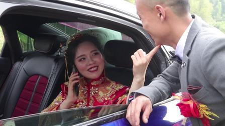 4.24刘思付降花婚礼全程