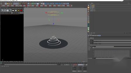 C4D冰激凌 冰淇淋动画制作教程 17感课堂_x264