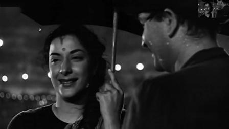 【印度电影歌舞】{雨中曲} 印度巨星Raj Kapoor 电影经典歌舞
