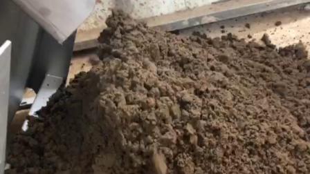 天津污水处理厂德州鼎越环保叠螺机运行视频