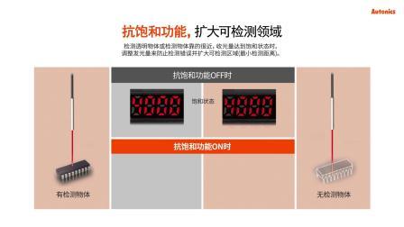Autonics奥托尼克斯高性能单双数字显示光纤放大器BF5系列